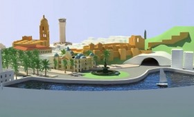 3D Málaga