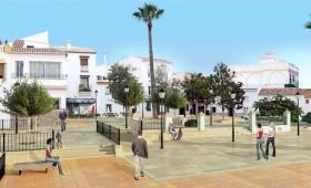 Remodelación Plaza de España