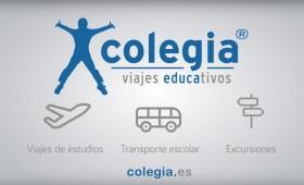 Colegia, viajes educativos