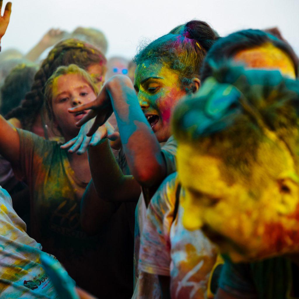 Holi Party